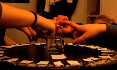 brincadeira do copo