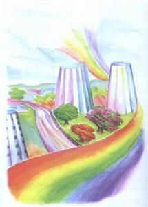 colônia arco-íris