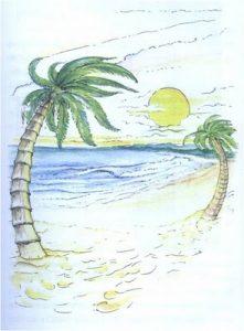 colônia da praia