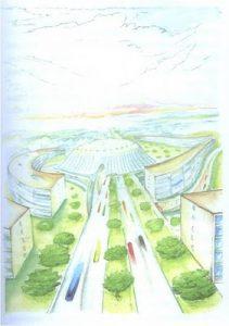 colônia regeneração