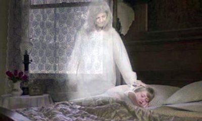 sonhar com ente querido