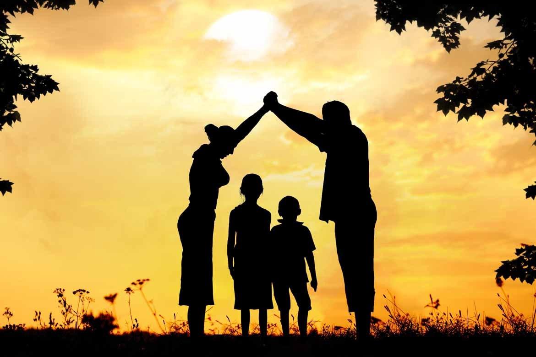 reencarnação família