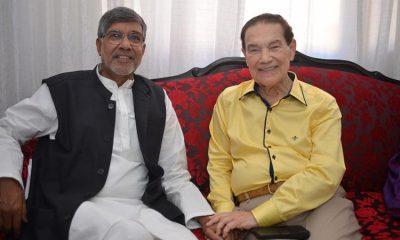 divaldo franco Kailash Satyarthi nobel da paz