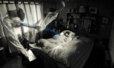 sonhar com espíritos