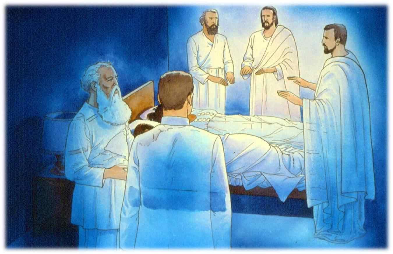 A presença dos nossos anjos da guarda em nossa vida