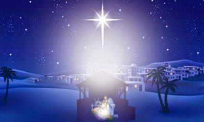 Belíssima mensagem de fé neste Natal, por Emmanuel e Chico Xavier