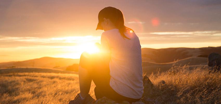 Não desista! Mensagem de luz para a sua vida