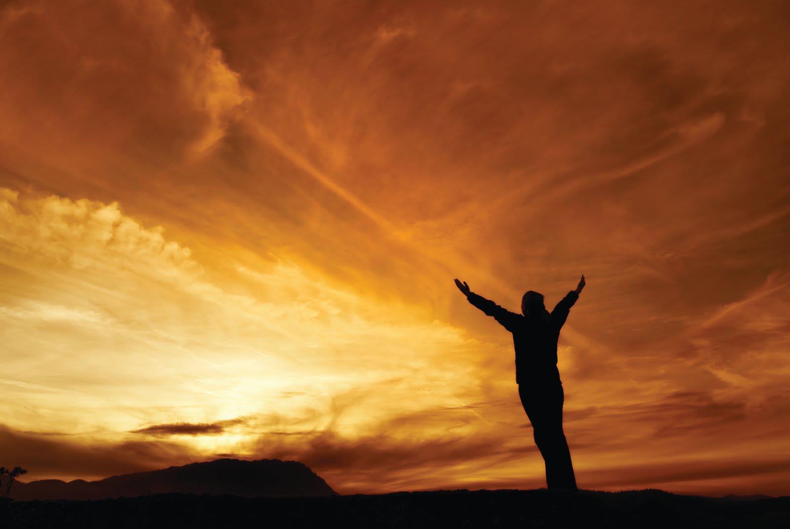 Mensagem pela luz de Cristo em sua vida, por Chico Xavier