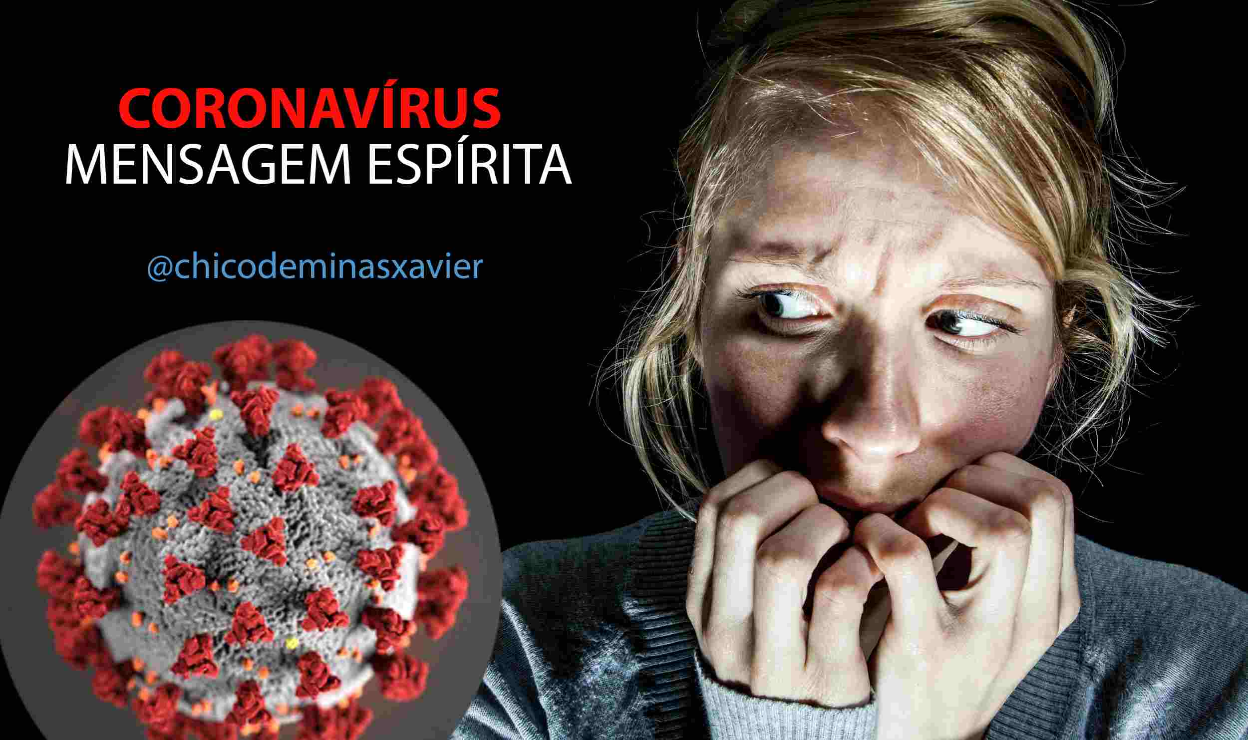Coronavírus: momento de aflição em seu coração