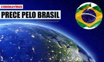 Coronavírus: Prece a Ismael, guia espiritual do Brasil