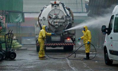 Coronavírus: 'previsões sobre a pandemia'