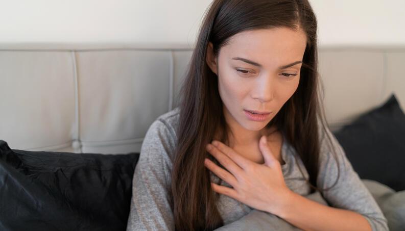 Falta de ar: Coronavírus ou uma crise de ansiedade?