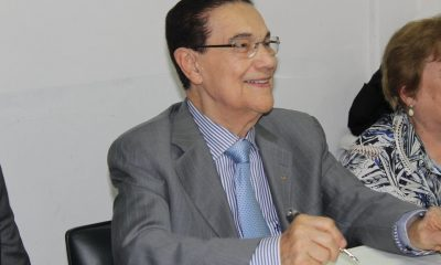 Divaldo Franco recebe alta e espera reavaliação em São Paulo