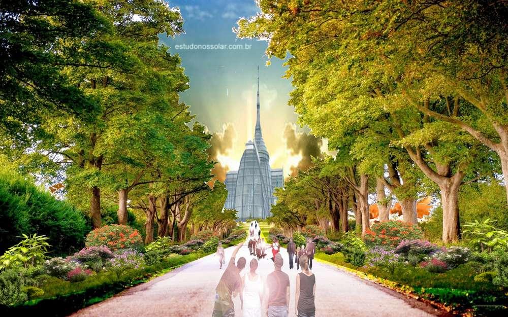 colônia espiritual