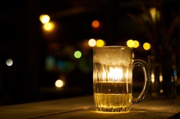 bebida alcóolica