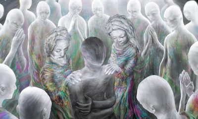 grupo de espíritos
