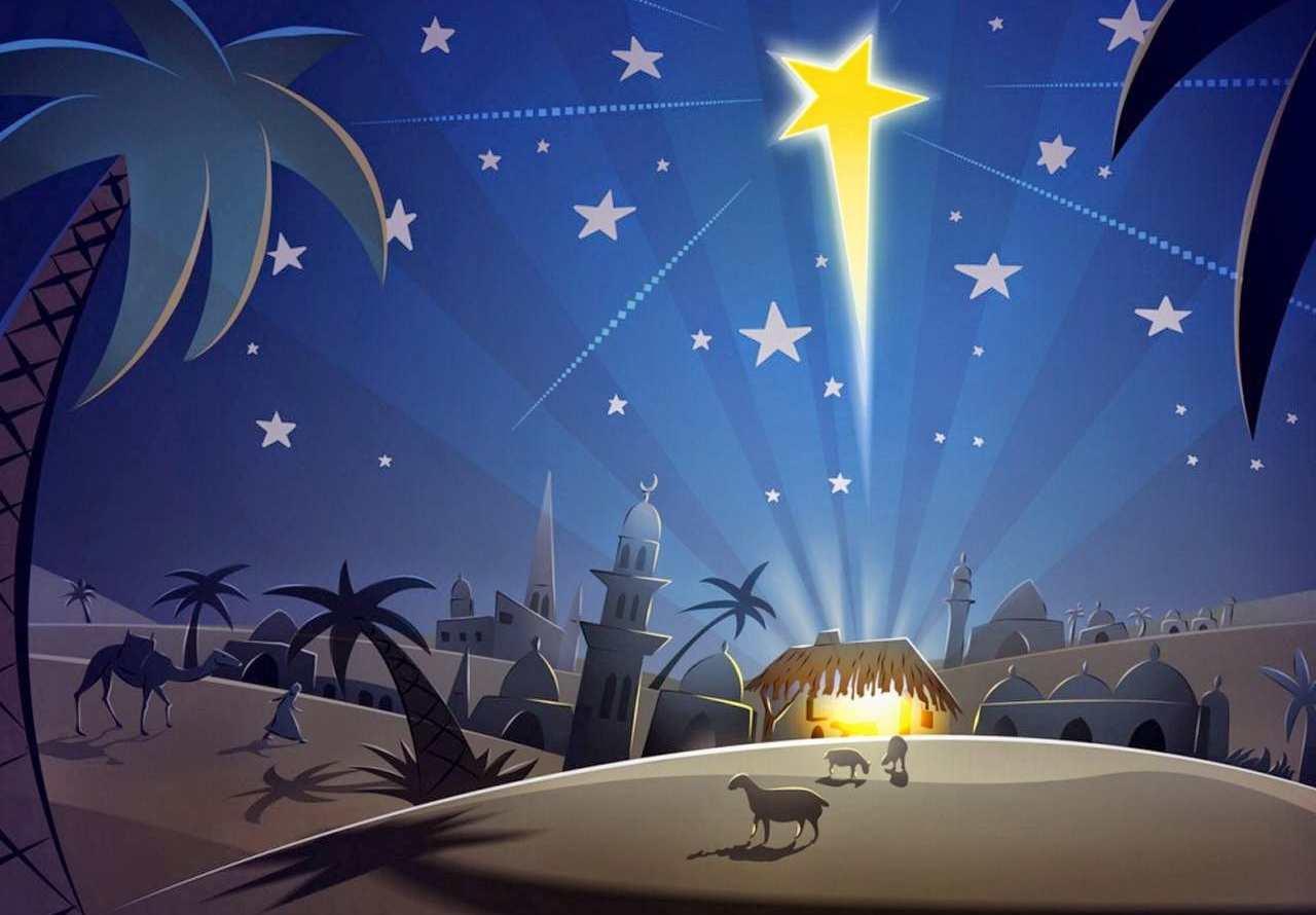 A estrela de Jesus brilhando em nossa vida, por Chico Xavier