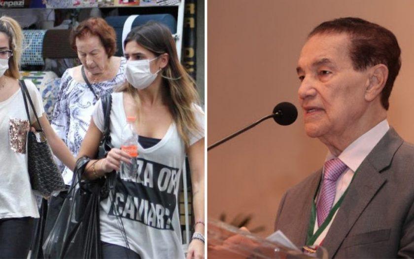 divaldo franco e a pandemia
